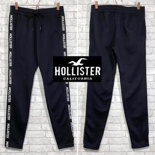 ホリスター(Hollister)のHOLLISTER ホリスター トラックパンツ スウェット サイドラインロゴ(その他)