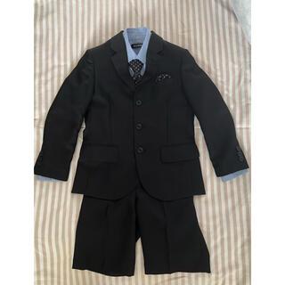 フォーマルスーツ 男の子120  入学式 卒園式 発表会(ドレス/フォーマル)