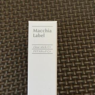 マキアレイベル(Macchia Label)のMacchiaLabel 部分用ファンデーション(コンシーラー)