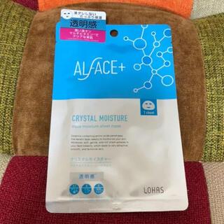 ALFACE+ クリスタルモイスチャー アクアモイスチャー シートマスク 1枚(パック/フェイスマスク)
