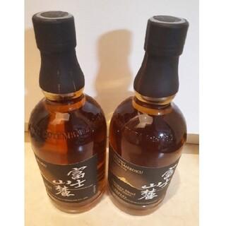 キリン(キリン)の【ごりら様専用】富士山麓 シグネチャーブランド ウィスキー2本(ウイスキー)