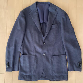 ビームス(BEAMS)のbeamsf ネイビージャケット 46 春夏用 (テーラードジャケット)