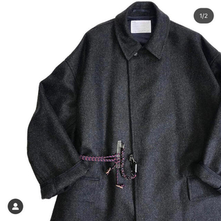 kolor - kolor 19aw コート