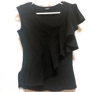 ラミア(LAMIA)のラミア フリル トップス(Tシャツ(半袖/袖なし))