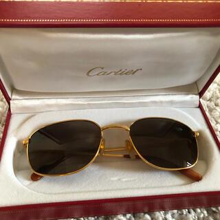 カルティエ(Cartier)のカルティエ メンズ サングラス(サングラス/メガネ)
