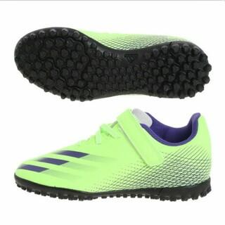 アディダス(adidas)の新品 送料込み adidas 子供用 21センチ サッカー シューズ トレシュー(シューズ)