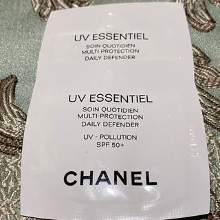 シャネル(CHANEL)の【CHANEL】 UVエサンシエルマルチプロテクシオン50+★日焼け止め乳液(乳液/ミルク)