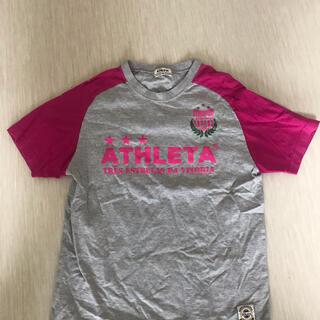 アスレタ(ATHLETA)のアスレタのTシャツ Mサイズ(Tシャツ/カットソー(半袖/袖なし))