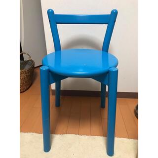 イケア(IKEA)のIKEA 木製椅子(スツール)
