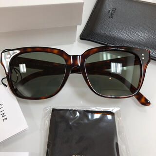 celine - セリーヌ サングラス CL40061F 54N メガネ メガネ 眼鏡 40061