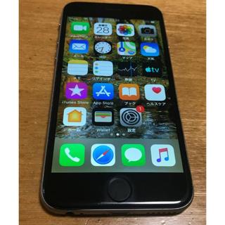 アイフォーン(iPhone)のケビン様❗️返してください❗️iPhone6s ジャンク (スマートフォン本体)