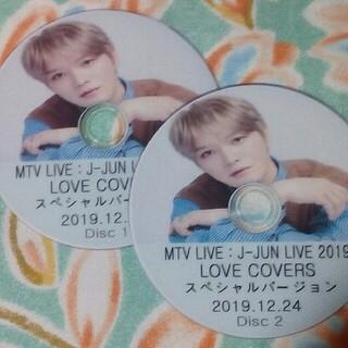 ジェイワイジェイ(JYJ)のジェジュン DVD (ミュージック)