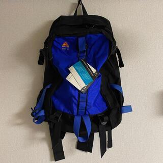 NIKE - NIKE ACG KARST 40 バックパック ブラック ブルー 90s