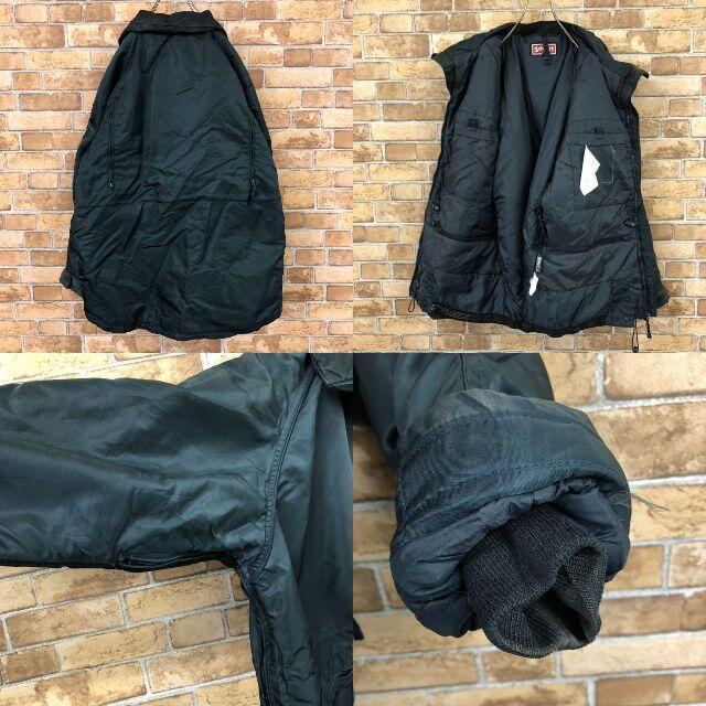 schott(ショット)の☆ショット☆Schott 中綿ナイロンジャケット アウター 深緑 メンズのジャケット/アウター(ナイロンジャケット)の商品写真