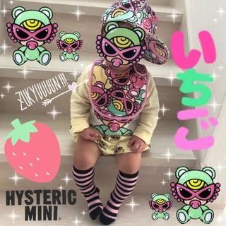 ヒステリックミニ(HYSTERIC MINI)のテディレギンス🧸💗(パンツ/スパッツ)