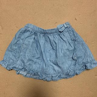 ケイトスペードニューヨーク(kate spade new york)のケイトスペード   スカート  キュロット   80(スカート)