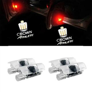 車用 カーテシーランプトヨタ アルファード 30系 ロゴ 高輝度のLEDチップ (天井照明)