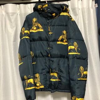 シュプリーム(Supreme)のSupreme Lion puffy jacket ライオン ダウン Lサイズ(ダウンジャケット)