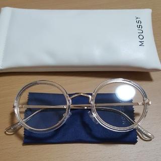 マウジー(moussy)のMOUSSY ☆ 眼鏡(サングラス/メガネ)