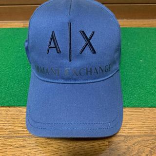 アルマーニエクスチェンジ(ARMANI EXCHANGE)の帽子(キャップ)