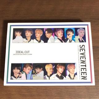 セブンティーン(SEVENTEEN)の SEVENTEEN  IDEAL CUT DVD(韓国/アジア映画)