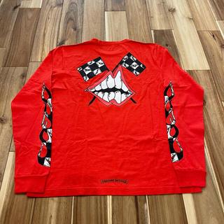 Chrome Hearts - 新品 レア クロムハーツ matty boy ロングTシャツ ロンT サイズL