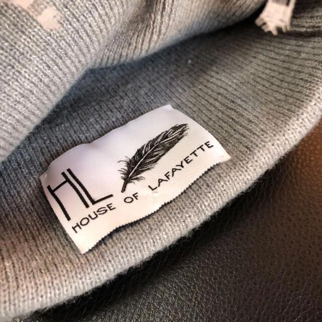 Ron Herman(ロンハーマン)のHOUSE OF LAFAYETTE チュール ニット キャップ 帽子 レディースの帽子(ニット帽/ビーニー)の商品写真