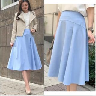 エムプルミエ(M-premier)のエムプルミエ スカート 38    新品未使用タグ付き (ロングスカート)