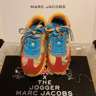 マークジェイコブス(MARC JACOBS)のマークジェイコブズ スニーカー 36【23cm】(スニーカー)