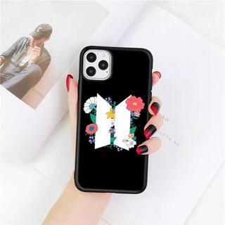 ボウダンショウネンダン(防弾少年団(BTS))のBTS LOGO iPhoneケース(iPhoneケース)