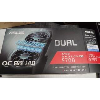 エイスース(ASUS)のasus radeon  RX 5700(PCパーツ)