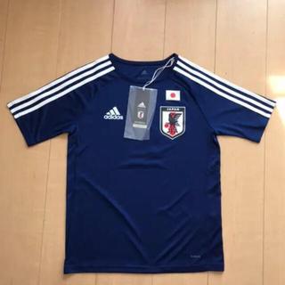 アディダス(adidas)のadidas アディダス 日本代表 Tシャツ☆160・150新品未使用(Tシャツ/カットソー)