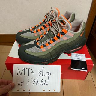 ナイキ(NIKE)のNIKE AIR MAX 95 OG  String Total Orange(スニーカー)