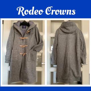 ロデオクラウンズ(RODEO CROWNS)のロデオクラウンズ 軽量ダッフルコート(ダッフルコート)