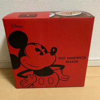 ディズニー(Disney)のホットサンドメーカー ミッキー ディズニー(サンドメーカー)