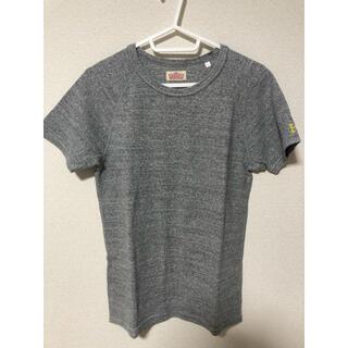 ハリウッドランチマーケット(HOLLYWOOD RANCH MARKET)のハリウッドランチマーケットストレッチフライス シャツ半袖(Tシャツ/カットソー(半袖/袖なし))