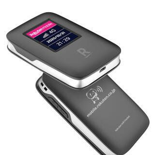 ラクテン(Rakuten)のRakuten WiFi Pocket(楽天モバイルルータ)(その他)