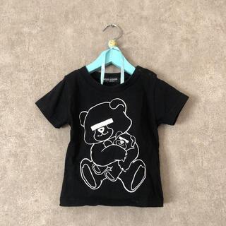 アンダーカバー(UNDERCOVER)のUNDER COVER ベア Tシャツ アンダーカバー キッズ(Tシャツ/カットソー)