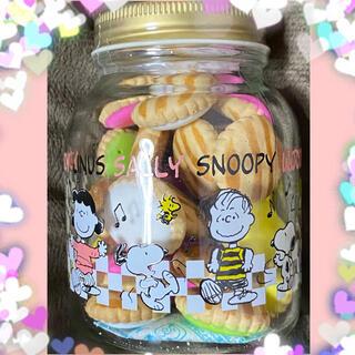 スヌーピー(SNOOPY)のベストカンパニー 【SNOOPY】スヌーピービスケットボトル《70g》(菓子/デザート)