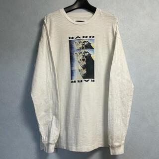 ケンゾー(KENZO)のZanerobe ゼインローブロンT 長袖Tシャツ タイガー(Tシャツ/カットソー(七分/長袖))