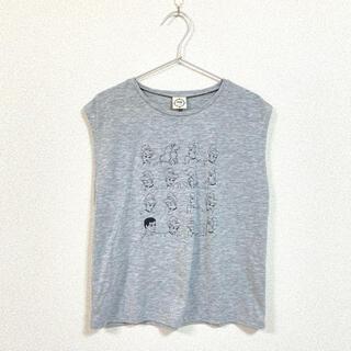 エージーバイアクアガール(AG by aquagirl)の【AG by aquagirl】シンデレラ Tシャツ ディズニー コラボ(Tシャツ(半袖/袖なし))