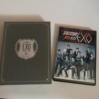 エクソ(EXO)のEXO   FIRST BOX DVD(ミュージック)