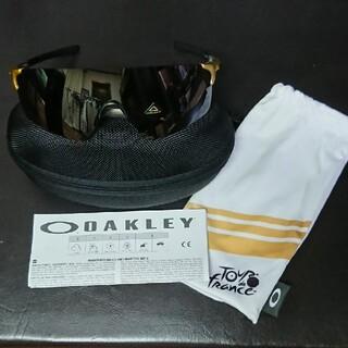 オークリー(Oakley)のオークリーサングラス EVZero Blades TDF Prizm Black(ウエア)