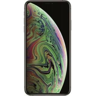 アイフォーン(iPhone)のiPhone Xs MAX 512GB Space Gray(スマートフォン本体)