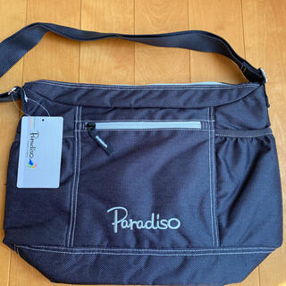 パラディーゾ(Paradiso)の新品 パラディーゾ   ショルダーバッグ 黒(バッグ)