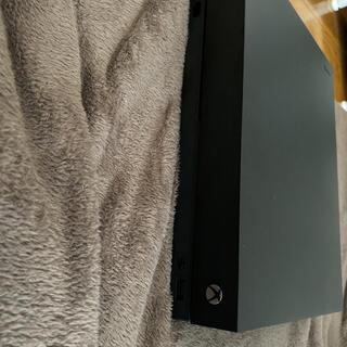 エックスボックス(Xbox)のXbox one X 本体 ロストオデッセイ付き(家庭用ゲーム機本体)