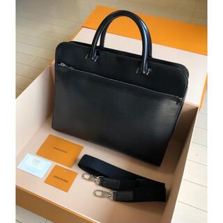 ルイヴィトン(LOUIS VUITTON)のLouis Vuitton Basano MM Epi ブリーフケース(ビジネスバッグ)