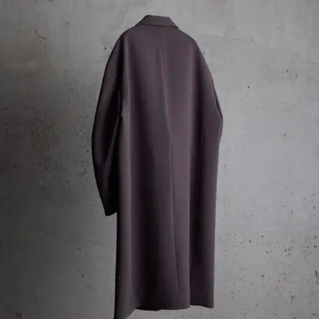 ATTACHIMENT(アタッチメント)のWYM ATTACHMENT WIDE BOX CHESTER COAT メンズのジャケット/アウター(トレンチコート)の商品写真