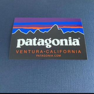 パタゴニア(patagonia)のパタゴニアステッカー2枚セット(ステッカー)