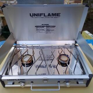 ユニフレーム(UNIFLAME)のユニフレーム、ツインバーナー(調理器具)